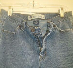 Gap Jeans,  98% cotton, 2% spandex, size 4R